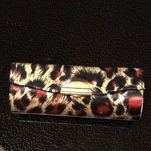 Accessories - Leopard Design Lipstick Case